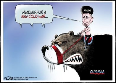 russia cold war